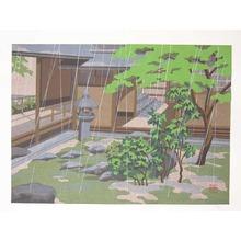 Ido: Rain at Kobai-In - Ronin Gallery