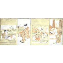 Suzuki Harunobu: The Boys Festival - Ronin Gallery