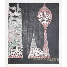 Yoshida Masaji: Novel Growth No. 2 - Ronin Gallery