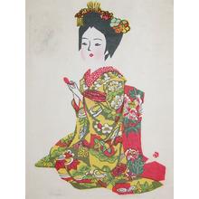 Maekawa Senpan: Rouge - Ronin Gallery