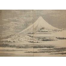 Katsushika Hokusai: Fuji under Clear Skies - Ronin Gallery