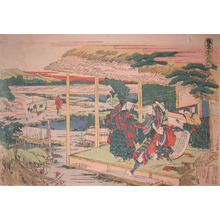Katsushika Hokusai: Act VI: Kanpei's Seppuku - Ronin Gallery