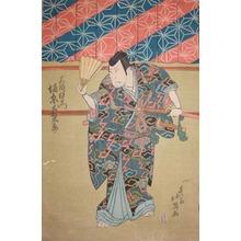 Hokuei: Kabuki Actor Bando Jutaro - Ronin Gallery