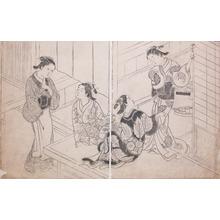 Nishikawa Sukenobu: Love Letter - Ronin Gallery