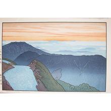 Yoshida Toshi: Tsubakurodake - Ronin Gallery