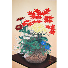 Bakufu: Autumn Flowers - Ronin Gallery