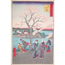 Utagawa Hiroshige II: Shinobazu - Ronin Gallery