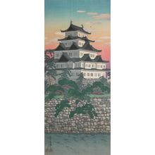 Watanabe Shotei: Nagoya Castle - Ronin Gallery