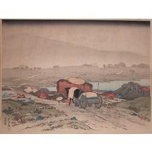 Hashiguchi Goyo: Yabakei - Ronin Gallery