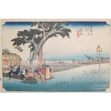 Utagawa Hiroshige: Fukuroi - Ronin Gallery