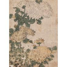 喜多川歌麿: Autumn Mums - Ronin Gallery