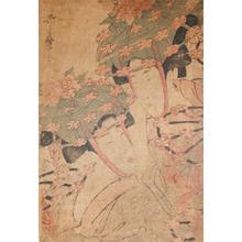 喜多川歌麿: Niwaka Festival - Ronin Gallery