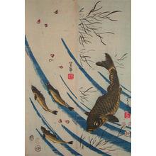 Yoshimori: Carp - Ronin Gallery