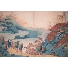 葛飾北斎: Sarumaru-dayu - Ronin Gallery