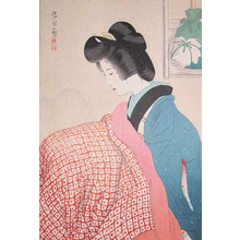 Ito Shinsui: Snowy Night - Ronin Gallery