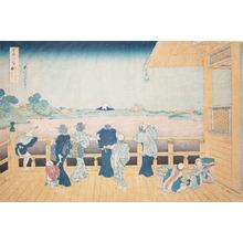 葛飾北斎: Gohyakurakan-ji - Ronin Gallery