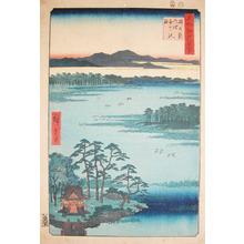 歌川広重: Inokashira - Ronin Gallery