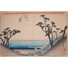 歌川広重: Shirasuga - Ronin Gallery
