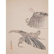 Naotaka: Mice - Ronin Gallery