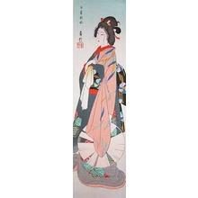 Sadanobu IV: Onatsu - Ronin Gallery