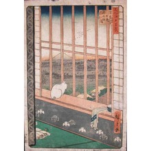歌川広重: Asakusa, Ricefields and Torinomachi - Ronin Gallery