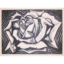 Nesbitt, Lowell: Electric Rose State I - Ronin Gallery