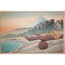 高橋弘明: Mt. Fuji from Senbon Beach - Ronin Gallery