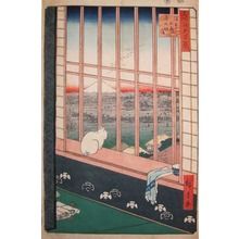 歌川広重: Asakusa Ricefields and Torinomachi - Ronin Gallery