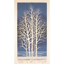 Fujita: White Tree - Ronin Gallery