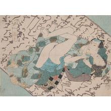 歌川国芳: Love Letter - Ronin Gallery