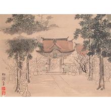 Shokei: Shrine - Ronin Gallery