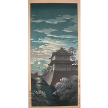 Tsuchiya Koitsu: Nijo Castle in Kyoto - Ronin Gallery