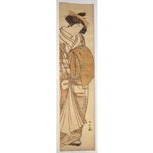 Katsukawa Shunsho: - Richard Kruml