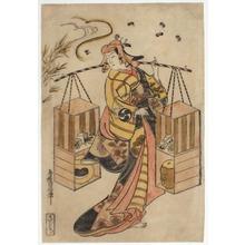Torii Kiyomasu I: - Richard Kruml