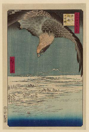 Utagawa Hiroshige: Fukagawa susaki jūmantsubo - Library of Congress