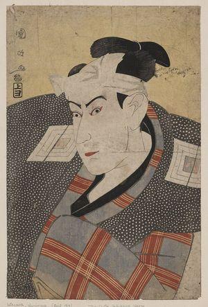 Utagawa Kunimasa: The actor Ichikawa Yaozō III. - Library of Congress