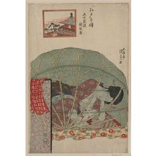 Utagawa Toyokuni I: Festival at 500 Arhats Temple. - Library of Congress
