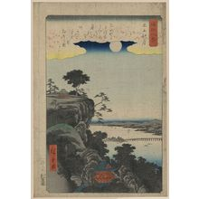 Utagawa Hiroshige: Autumn moon at Ishiyama. - Library of Congress