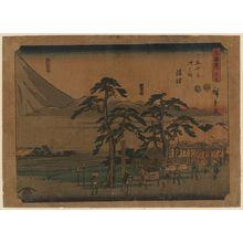 Utagawa Hiroshige: Numazu - Library of Congress