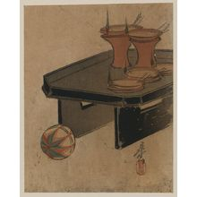 柴田是眞: Oil lamps. - アメリカ議会図書館