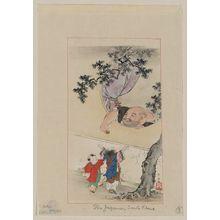 Tsukioka Settei: The Japanese Santa Klaus - Library of Congress