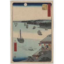 歌川広重: Kanagawa - アメリカ議会図書館