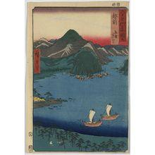 歌川広重: Echizen - アメリカ議会図書館