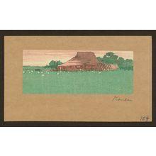 Uehara Konen: Tea house. - アメリカ議会図書館