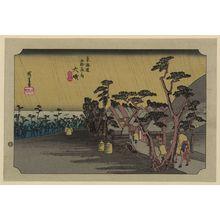 Utagawa Hiroshige: Oiso - Library of Congress