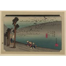 歌川広重: Futagawa - アメリカ議会図書館