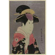 Toshusai Sharaku: Segawa tomisaburō [as yadorigi, wife of ogishi kurando] - Library of Congress