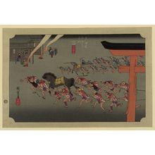 Utagawa Hiroshige: Miya - Library of Congress