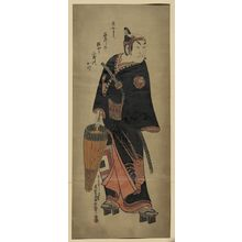 Okumura Masanobu: [The black knight] - Library of Congress