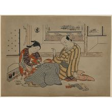 Okumura Masanobu: Kyoto. - Library of Congress